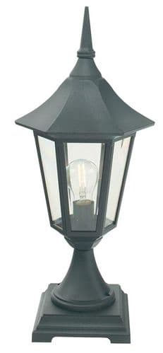 Valencia Pedestal Lantern - Elstead Lighting