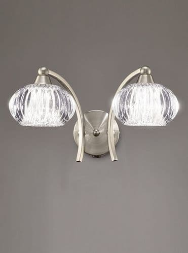 Wall Lights With Glass Shades