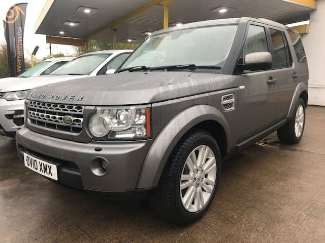 ***SOLD***2010 Discovery 4 TDV6 HSE auto***SOLD***