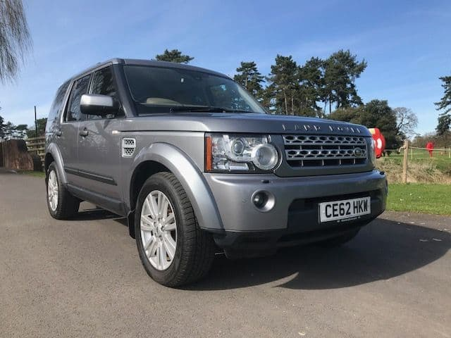 *** SOLD *** Discovery 4 SDV6 3.0 XS Auto 7 Seater 2012