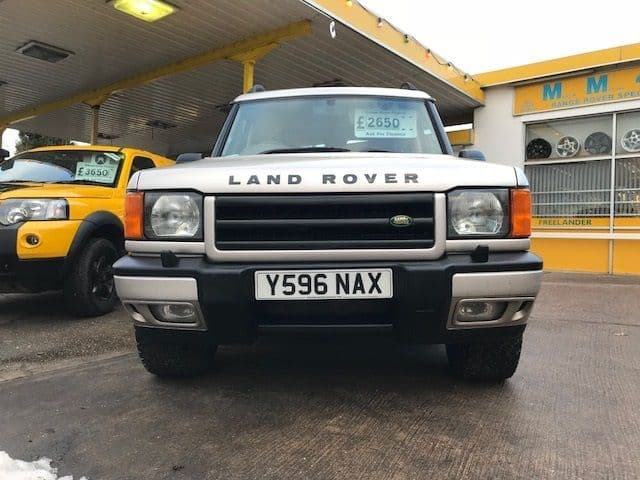 *** SOLD *** Discovery TD5 XS 2001