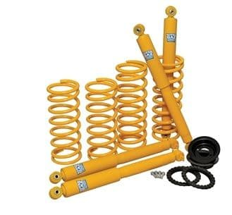 """2"""" Britpart Suspension Kit - Discovery 2 - With +2"""" Extended Shocks - DA5007"""
