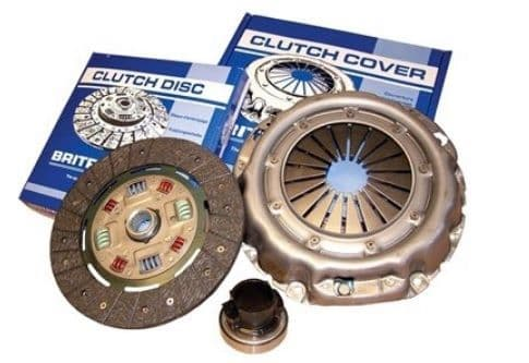 3 Piece Heavy Duty Clutch Kit - 200/300TDI