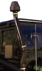 Defender 90/110 Metal Snorkel - OE Specification