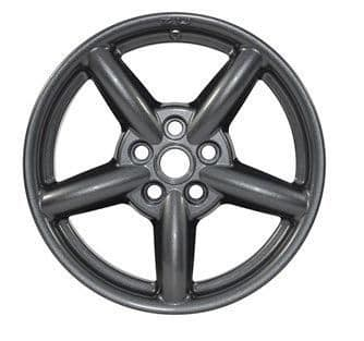 Anthracite ZU Alloy Wheel - 8 x 16