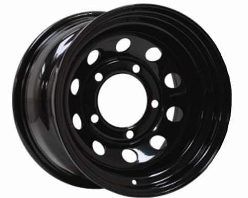 Black Modular Wheel 16in x 7in - EACH