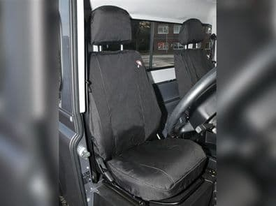 BRITPART Waterproof Front Seat Cover Set - Defender 2007 onwards