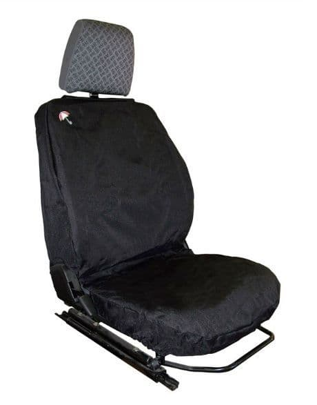 BRITPART Waterproof Seat Cover Set - 3 Seats Front