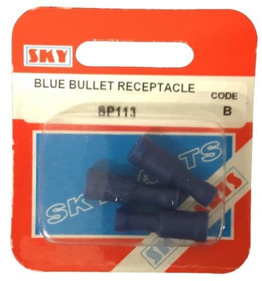 Bullet Receptacles (Pack of 3)