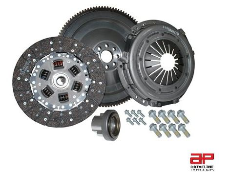 Def/Disco 2 TD5 Heavy Duty Clutch & Solid Flywheel Kit