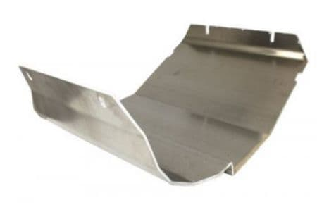 Defender 110/130 fuel tank guard - ALLOY 1998 > on -TF845