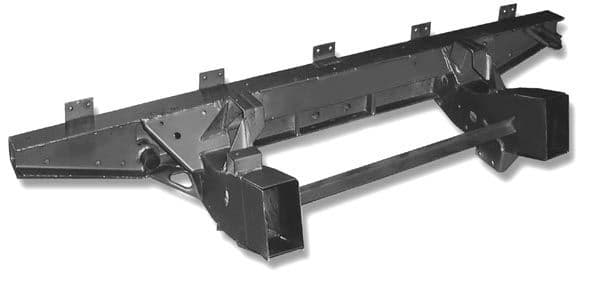 Defender 90 Rear Crossmember With Extensions