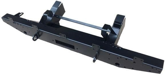 Defender 90 Rear Winch Cross Member with 500mm Extensions