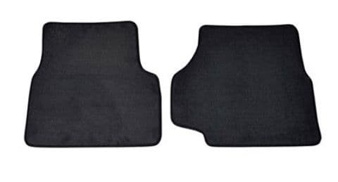 Defender black Carpet Mat set - DA4022BLACK