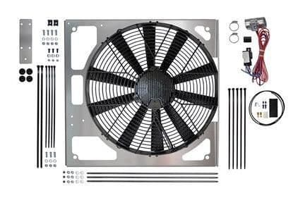 "Defender & Discovery TD5 - 15.2"" High Power Suction Fan - DA8968"