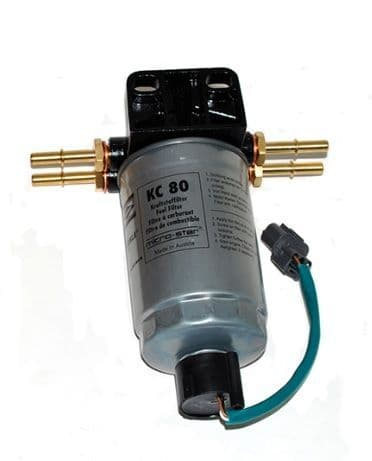 Defender / Discovery TD5 Fuel Filter Housing - WJN000020