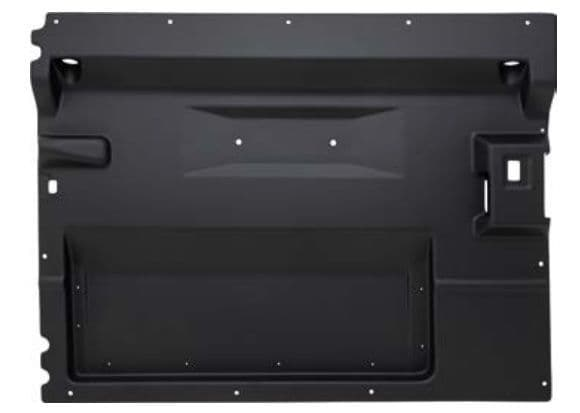 Defender Military Door Card
