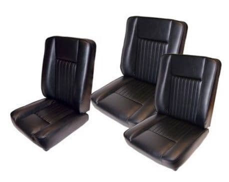 Deluxe Front Seat Kit - Series - DA4298
