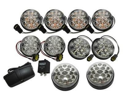 Deluxe LED Clear Light Kit - DA1291
