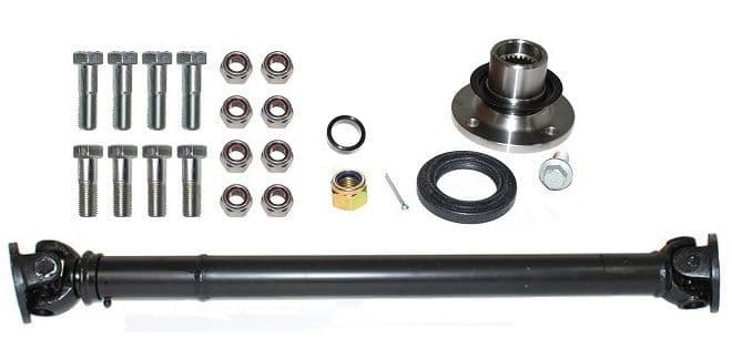 Disco 1 300Tdi Rear Propshaft  Doughnut Removal Kit