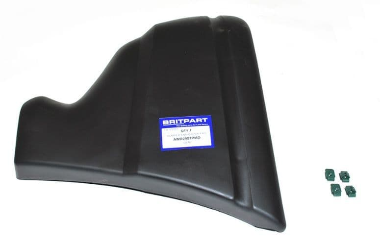 Discovery 1 - Bumper End Cap [1994 Onwards] - FRONT NEARSIDE