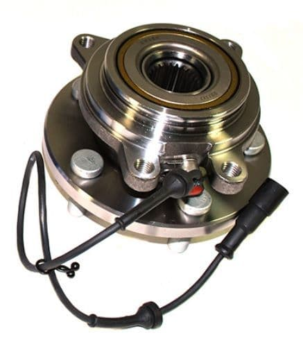 Discovery 2 rear hub assembly with sensor  - TAY100050