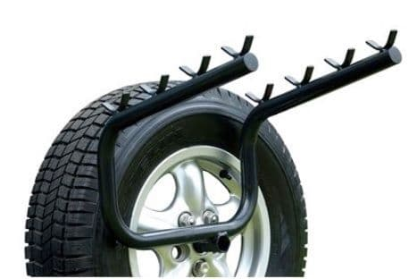 Discovery 2/TD5 - Spare Wheel Mounted 4 Bike Carrier