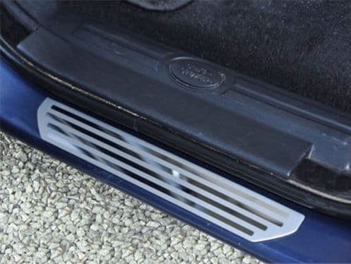 Discovery 3 and 4 - Side Sill Tread Plate Kit