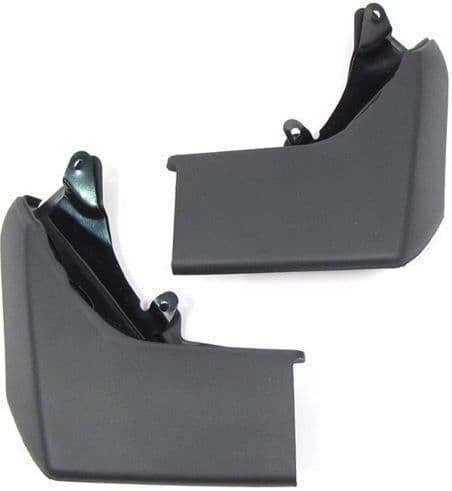 Discovery 3 - Front Mudflap Kit - CAS500010PCL
