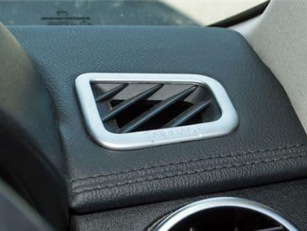 Discovery 4 - Interior Dash Vent Trim - Pair