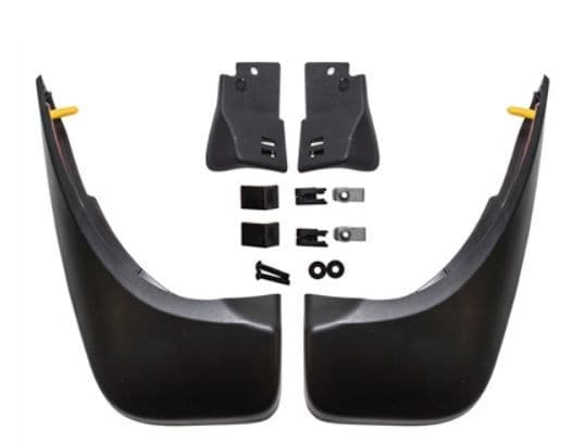 Discovery 5 - Rear Mud Flaps