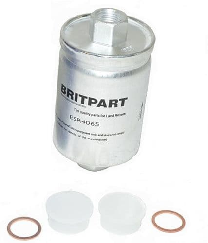 Discovery Fuel Filter 3.9