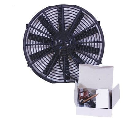 "Electric Fan Kit - 14"" Universal Fit"