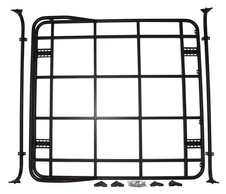 Explorer Roof Rack - Safety Devices - Defender 110/130