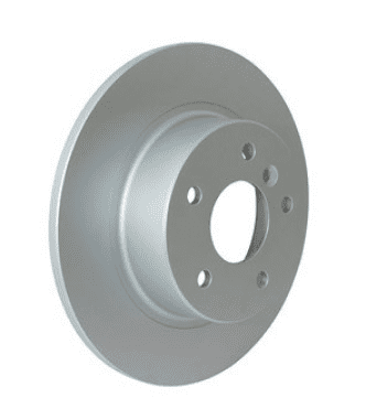 Freelander 1 Brake Discs up to 2000 - FRONT