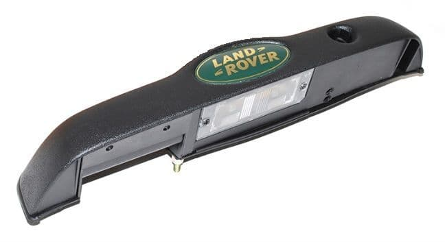 Freelander 1 Land Rover Tailgate Handle & Switch from 2002 - CXB000280PMA
