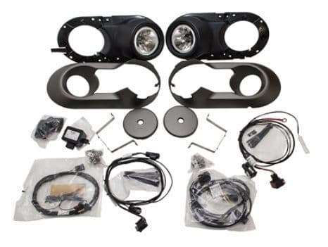 Freelander 2 - Driving & Fog Light Upgrade Kit