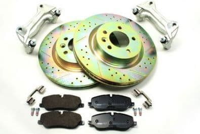 Front Brake Upgrade Kit - TF634