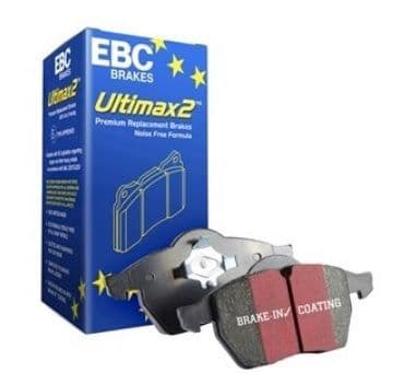 Front EBC Brake Pads (Equivalent to LR064687)