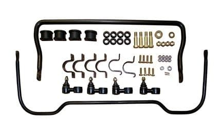 Front & Rear Anti-roll bar Kit  - complete with fitting instructions - STC8156AA