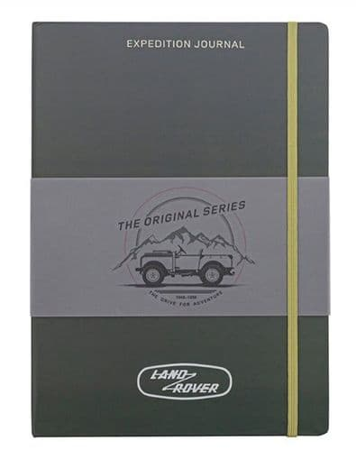Heritage A4 Notebook