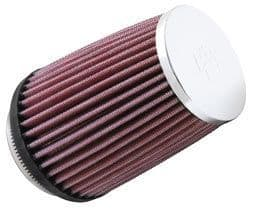 K & N Performance Air Filter - V8 Carb Cone Filter - Replaces Complete Element