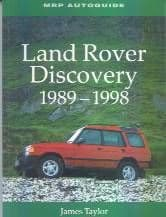 Land Rover Discovery - 1989 to 1998