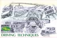 Land Rover & Range Rover Driving Techniques