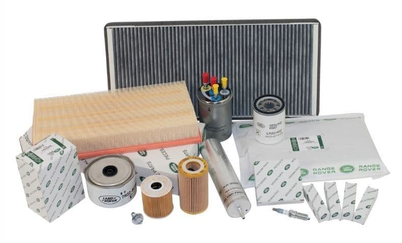Land Rover Service Kit - Discovery 3/4 - 2.7 diesel from vin 7A - DA6041LR
