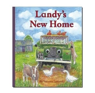Landy's New Home