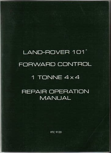 Military 101 1 Tonne Forward Control S/C