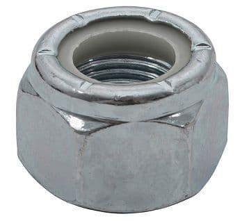 Nyloc Self Lock Nut - Qty 100