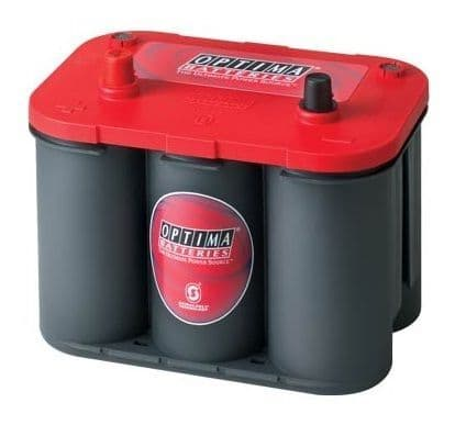 Optima Battery - RED TOP - Regular Use