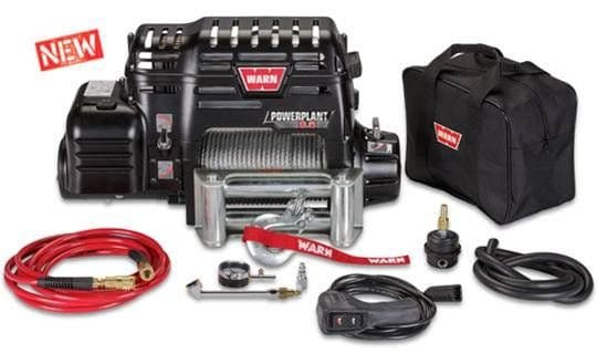 PowerPlant 9.5 Winch & Compressor - 91800